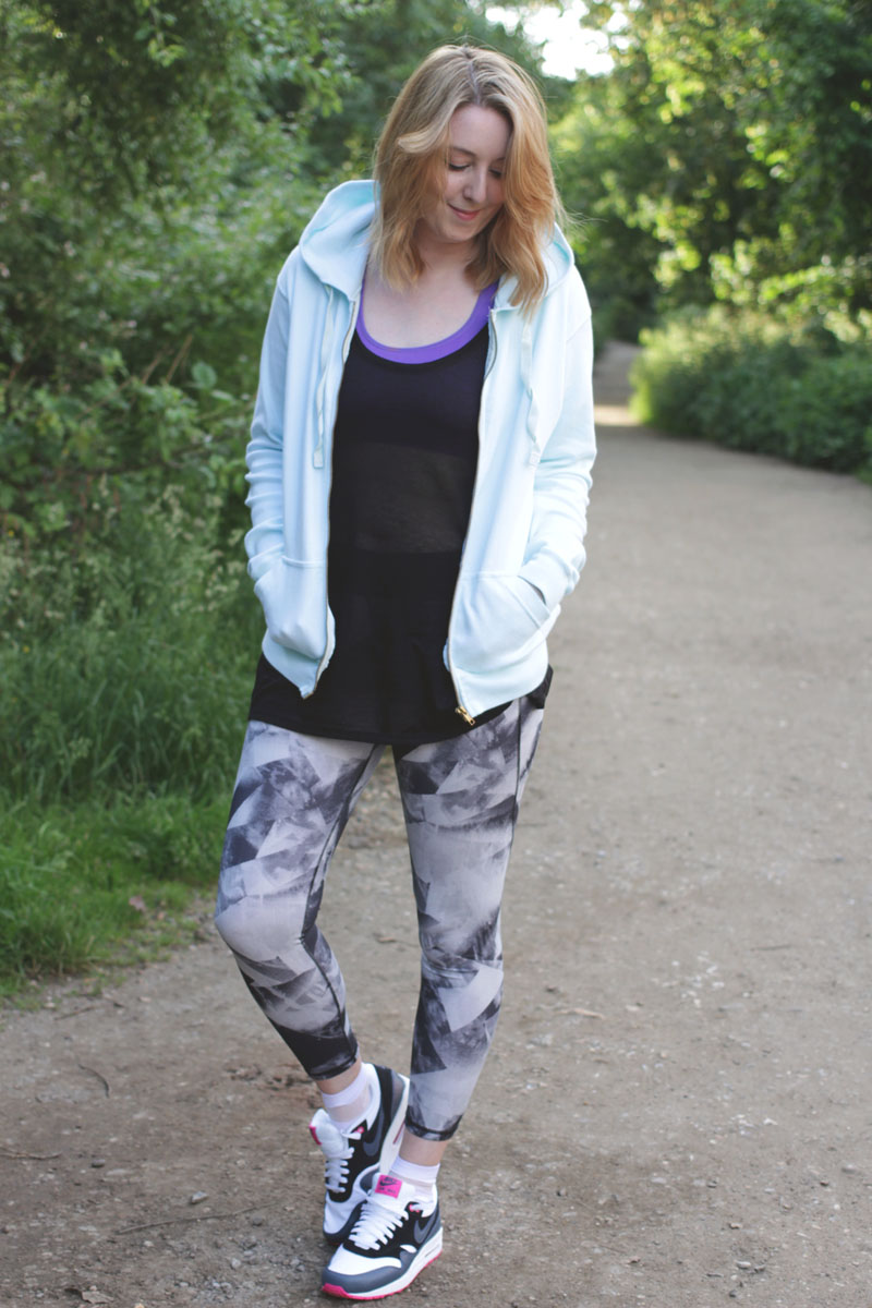 Bumpkin Betty, Top UK Fashion and Style Blogs, What to wear when exercising