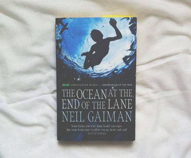 the ocean at the end of the lane neil gaiman lifestyle book blog vivatramp
