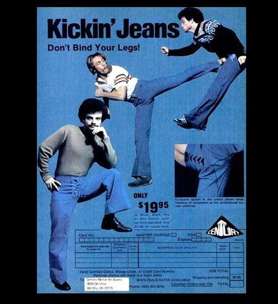 kick-ass pants