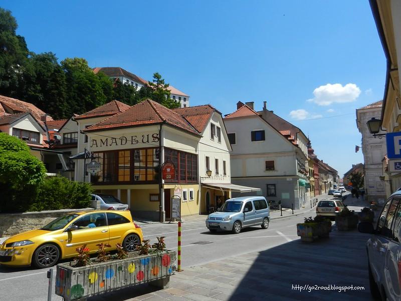 Старинный город Птуй