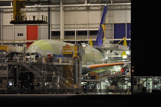 MSN167 A380 Skymark