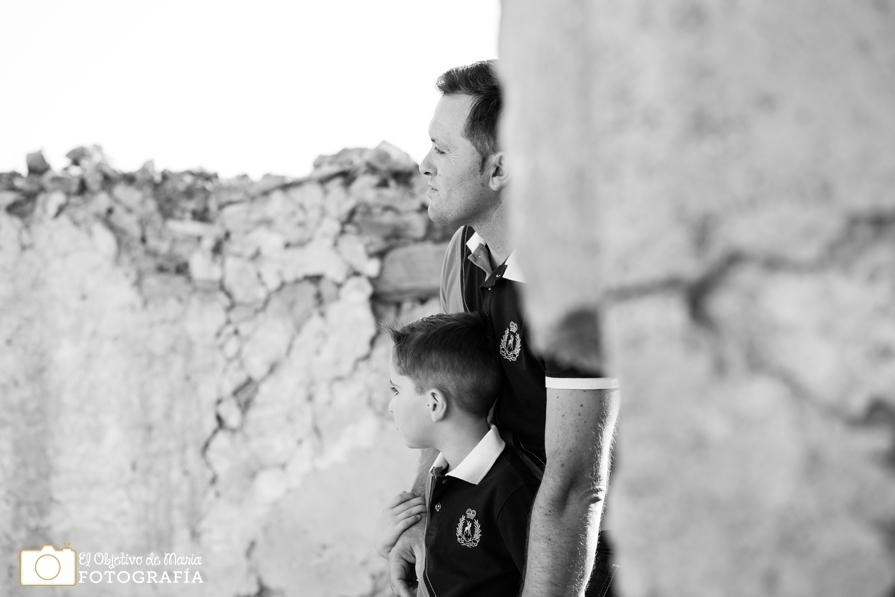 Detrás del muro