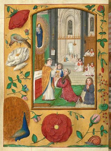 011-Libro de horas de Aussem-Art Walters Museum Ms. W.437