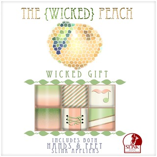 Wicked Peach Advert Wicked Gift