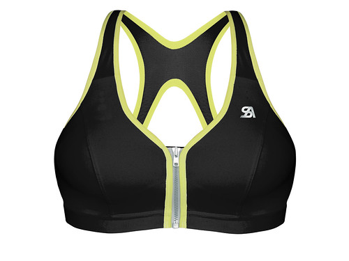 Shock Absorber Active Zipped Plunge £25