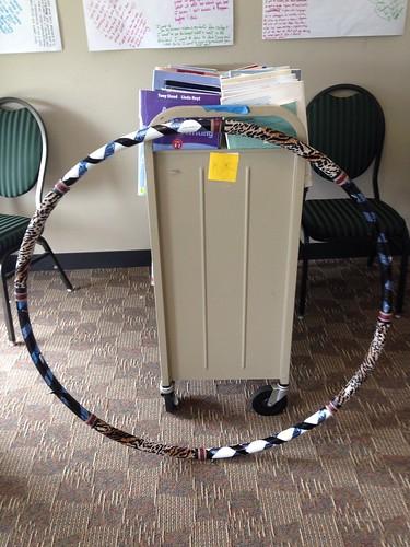 Erin's hula hoop