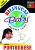 Bilingual Baby Portuguese DVD Cover.