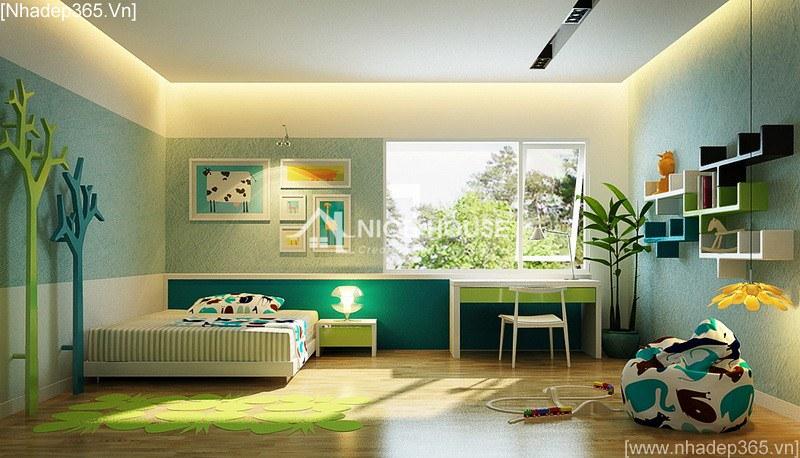 Thiết kế nội thất nhà chị Hằng - Hà Nội_7