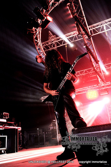 UNLEASHED @ HELLFEST OPEN AIR 22TH JUNE 2014 ALTAR 14549141581_7ba5aa4374_z