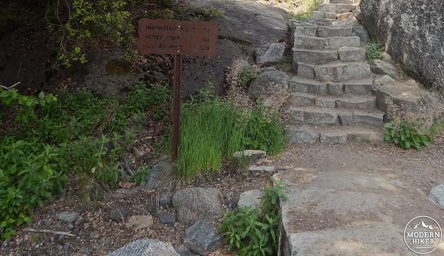 002 Wawona Pohono Trailhead