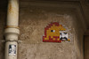 Damaged Space Invader Rue Charlemagne Paris