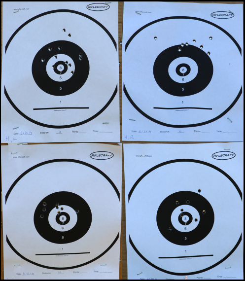 Test 2 Aimpoint