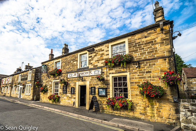A Pub next to a Pub