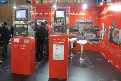 BIEMH 2014_Stand Fagor Automation