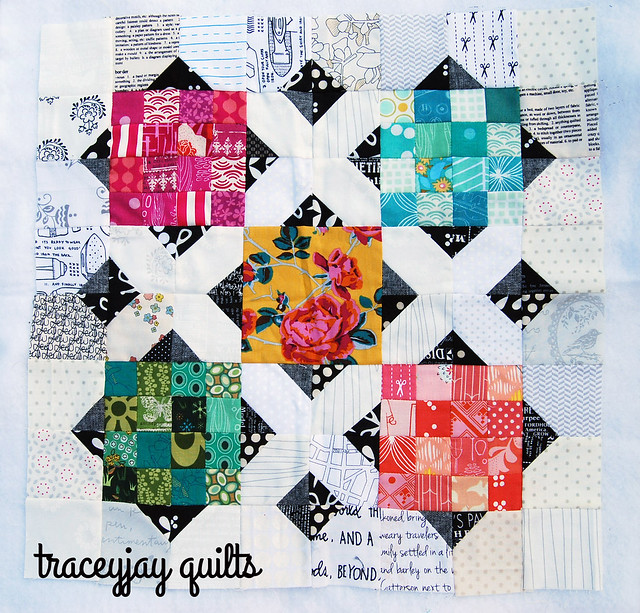 little swap quilt