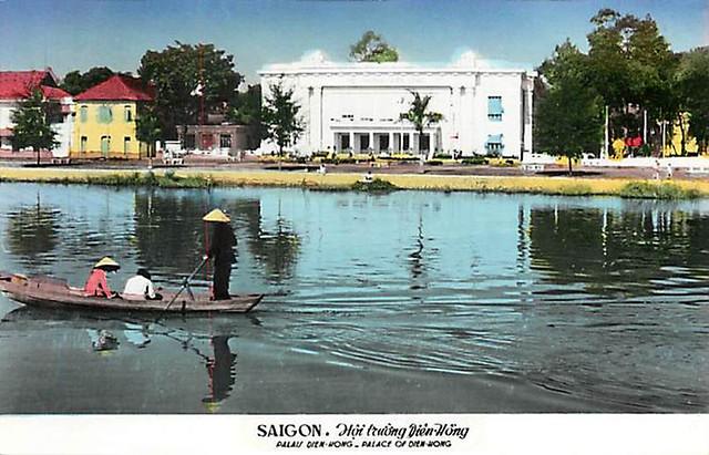SAIGON - Hội trường Diên Hồng