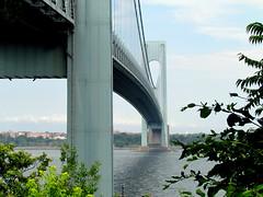 46 Verrazano–Narrows Bridge Staten Island NY 0124