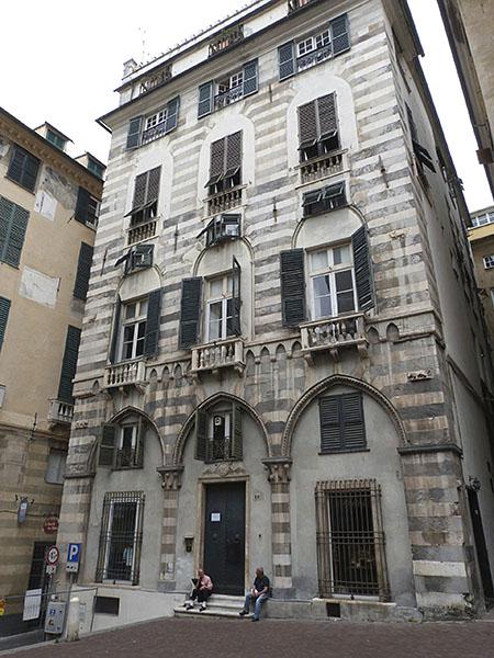 maison des doria