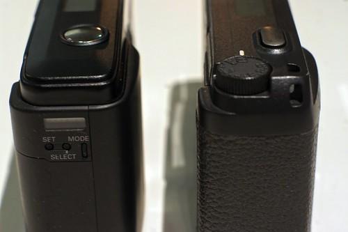 RICOH GR1 VS GR10