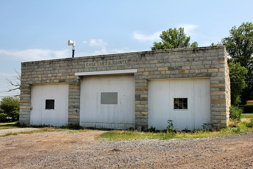 Gage County Road Shed - Clatonia, NE
