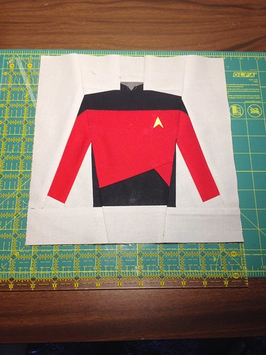 Star Trek Uniform -TNG