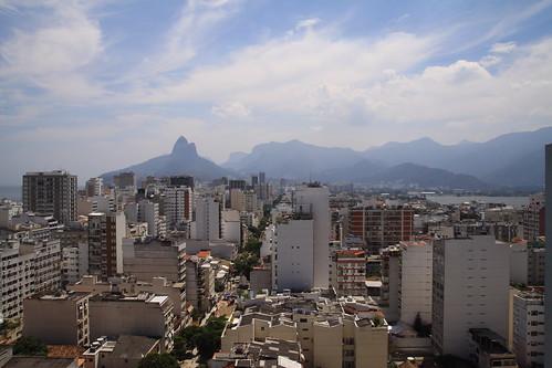 Streets in Rio