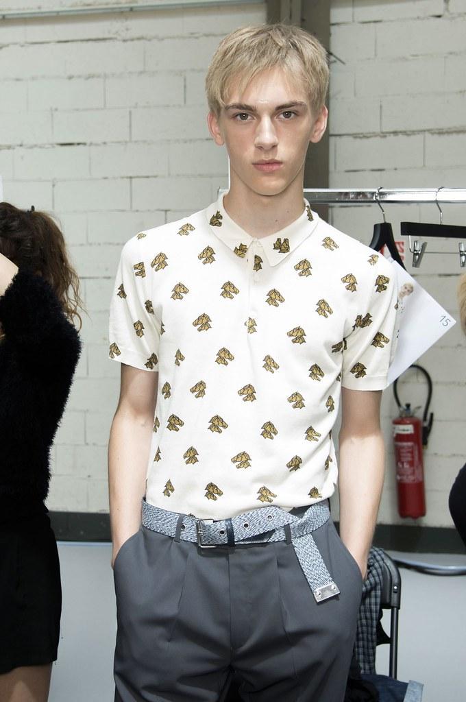 Dominik Sadoch3157_SS15 Paris Kris Van Assche(fashionising.com)
