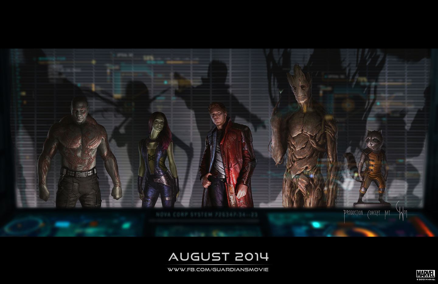 #GuardiansOfTheGalaxy