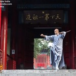 Delhi's Kanishka India's First Shaolin Master Shaolin Kung Fu India