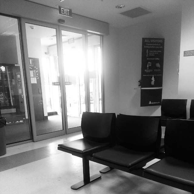 Waiting, not an emergency but a concern