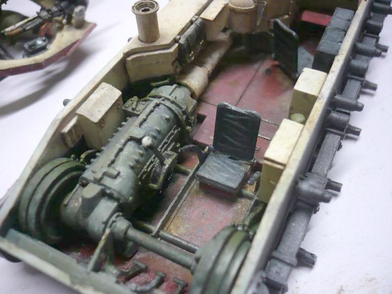 Pz.kpfw.II Ausf.F Kit N°6263 - DRAGON - 1/35 14697013722_0717d1f5f6_o