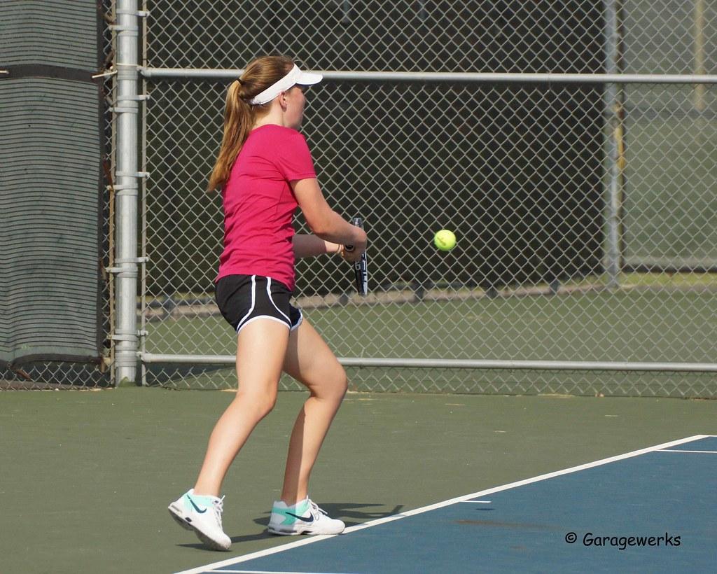 Iowa Games 2014, Junior Tennis
