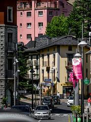 Andorra history: Andorra city. Andorra la Vella