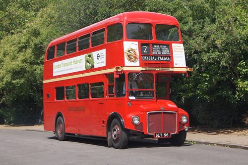 RM1 SLT 56 at Routemaster60  (c) David Bell