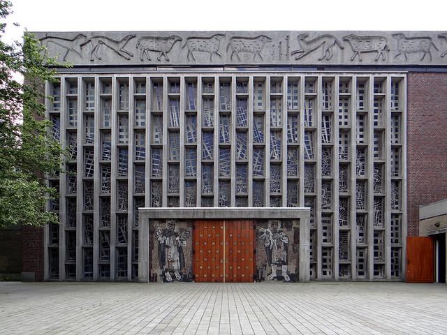 Het Steiger - Sint Dominicus Kerk