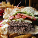 Tallboys Craft Beer House - the burger