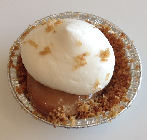 Mini salted caramel mini pie from Sweet Things