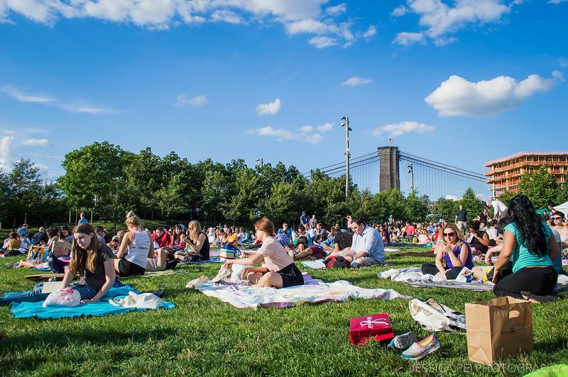 people Brooklyn park