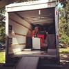 This is beginning to be all too familiar...helping @dmckinnon513 move...
