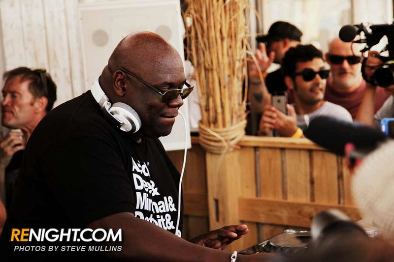 Carl Cox Birthday Celebrations at Sands Ibiza with Eats Everything