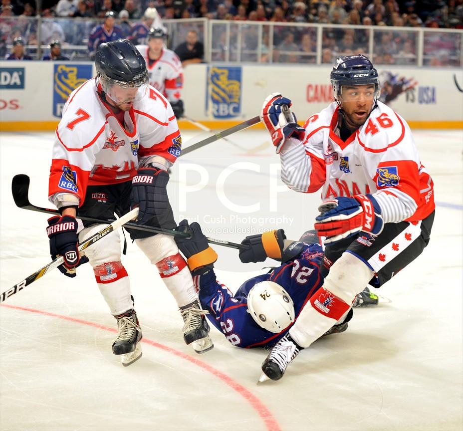 e5eeda431a9 ... International Ice Hockey Invitational Teams- Canada vs USA 2014