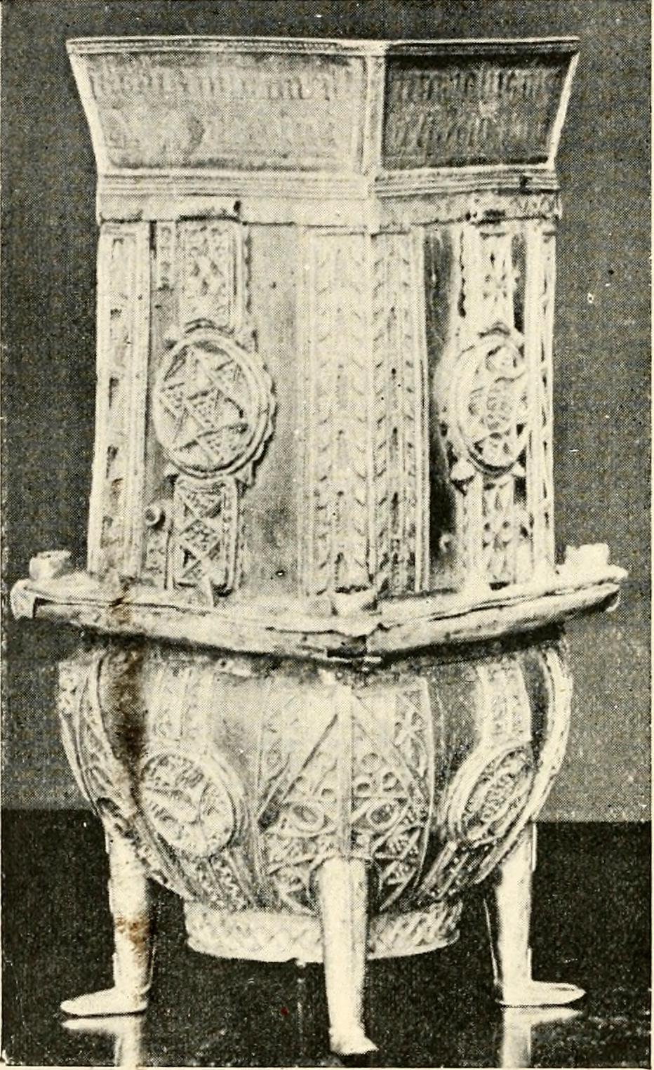 Copa castillo de Cunvegan