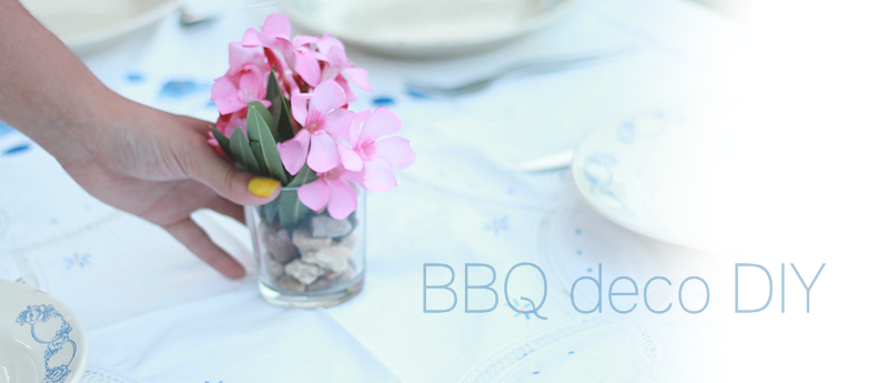 BBQ deco DIY | Miss Ecl