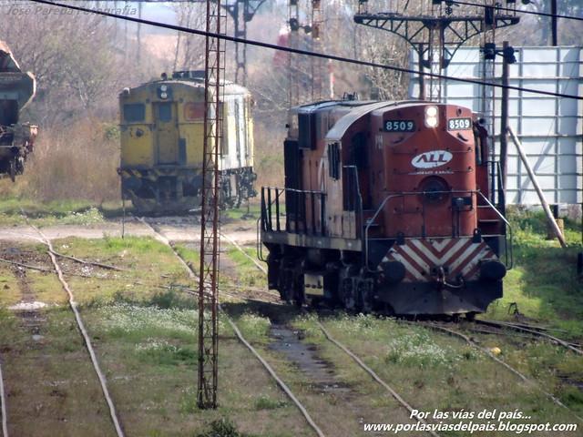 ALCO RSD16 8509 - FPD7 8402