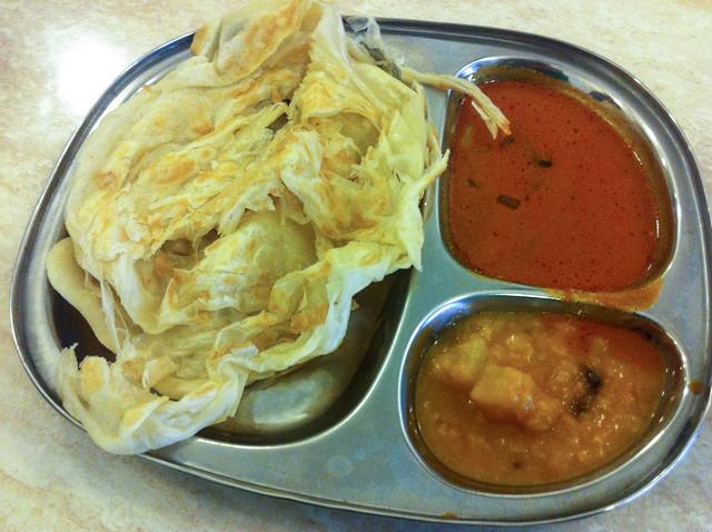 Lunch at Sri Devi
