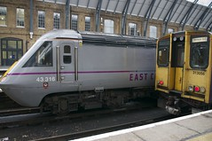43316 and 313056 at London King's Cross