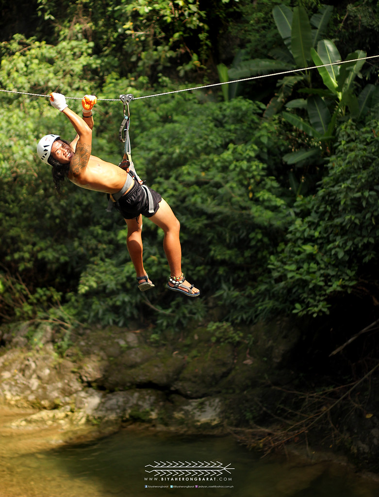 tyrolean traverse danasan eco-park danao city cebu