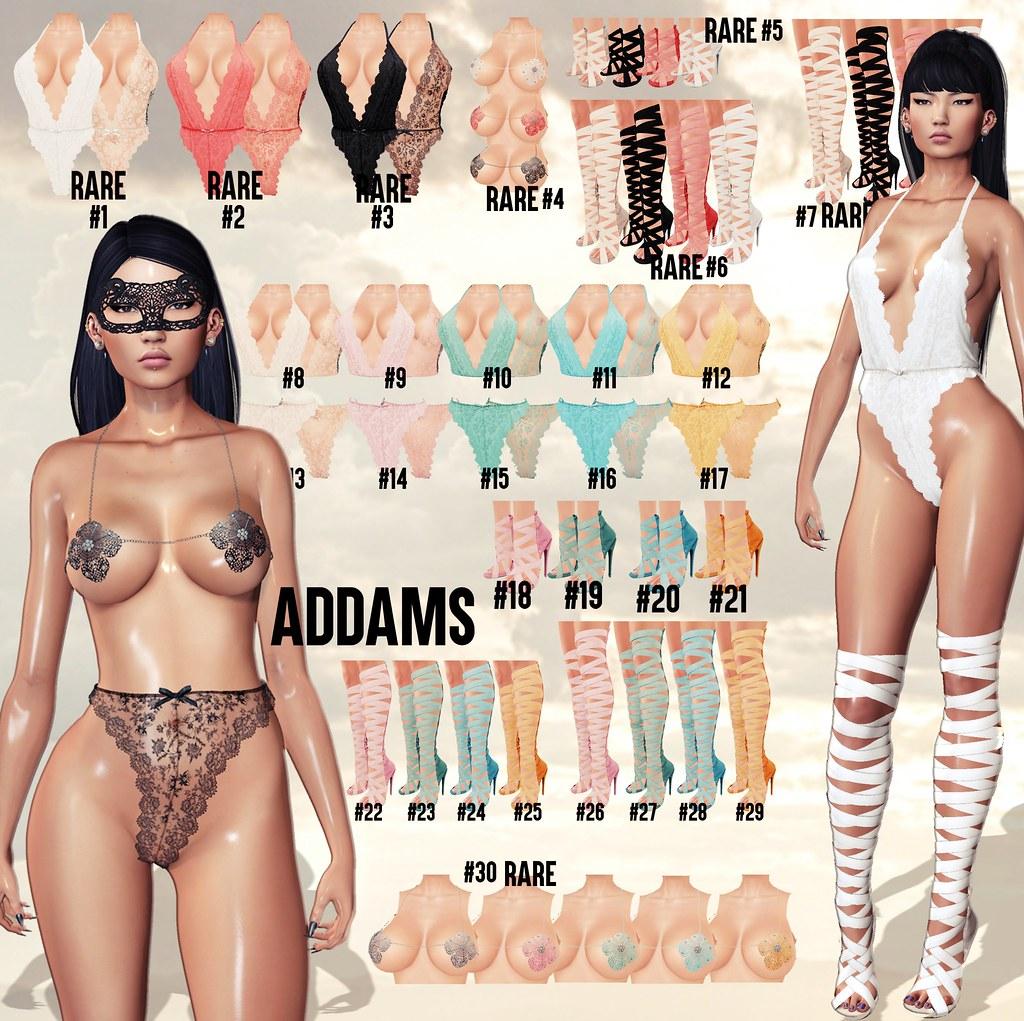 @AddamsArcadeKey <3 <3 - SecondLifeHub.com