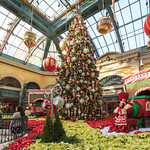 Christmas at the Bellagio