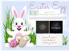 Second Life Easter hunt 2017
